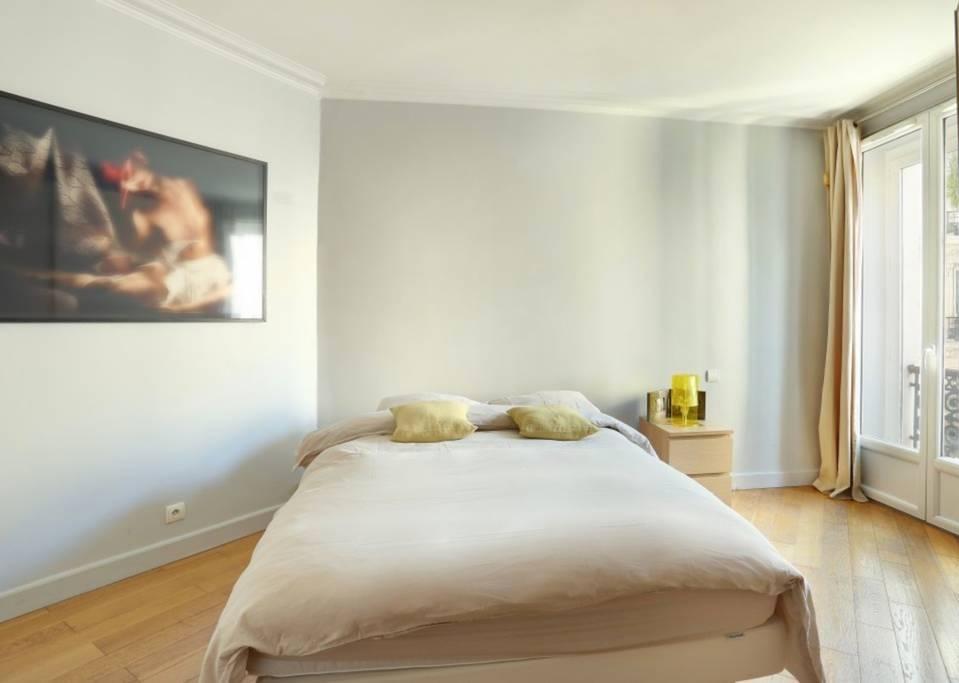 Bedroom with selection Photo Fine Art @ Emmanuelle Bousquet