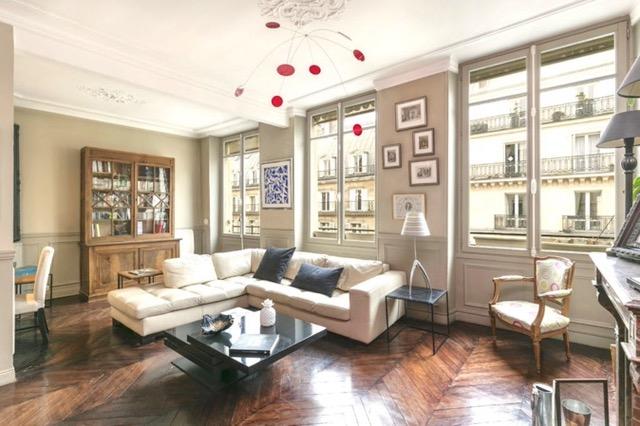 Appartement à vendre rue du Louvre